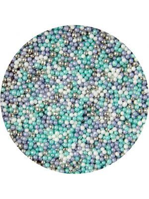 Scrumptious Glimmer Nonpareils Twinkle Ice - Nonparellit, 90g.