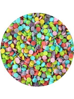Scrumptious Confetti Rainbow Funfetti - Sateenkaari konfetti koristerae.