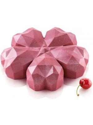 Silikoninen kakkuvuoka - Silikomart Professional Sakura Origami 600.