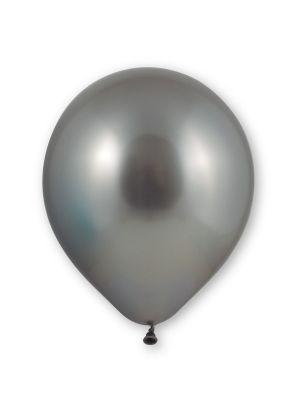 Kromihopeat ilmapallot, 10 kpl.