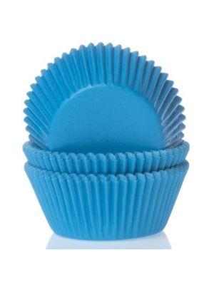 Siniset muffinssivuoat, 50 kpl.