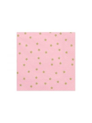 Lautasliinat tähdet, Vaaleanpunaiset