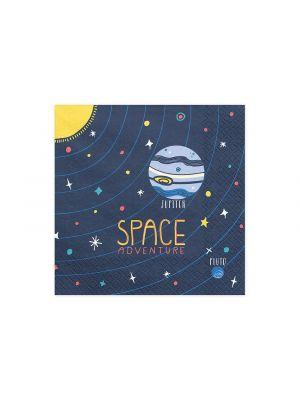 Lautasliinat Space