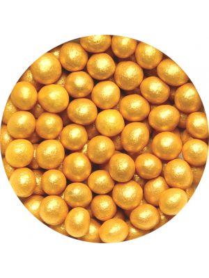 PME Gold Pearls - Kultaiset helmet.