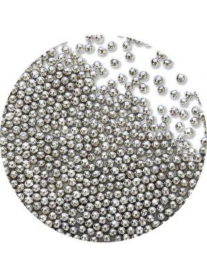 PME Silver Nonpareils - Hopeiset nonparellit.