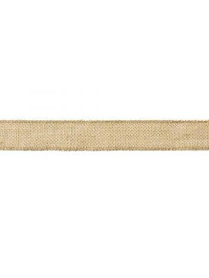 Juutti-koristenauha, 4 x 500 cm.