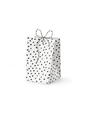 Paperipussit - Mustat pilkut, 6kpl