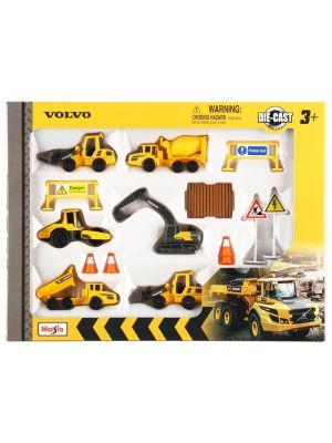 Volvo Työmaa-ajoneuvosetti