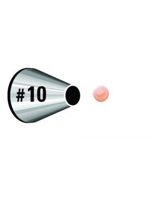 Wiltonin pyöreä tylla #10
