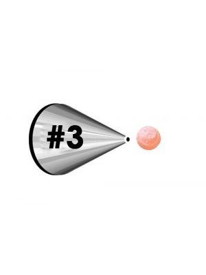 Wiltonin pyöreä tylla #3