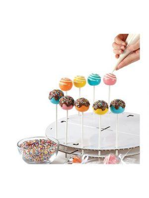Cakepops koristelualusta