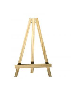 Iso puinen tauluteline, 50 x 23 cm.