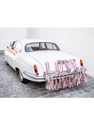Hääauton koristelusetti - Love