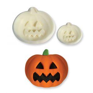 Kurpitsa-muotit Halloween koristeluihin, 2 kpl.