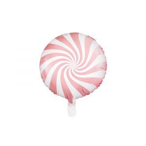 Foliopallo Vaaleanpunainen - Candy Pastel