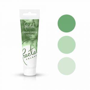 Fractal Colors FullFill Gel Grass Green - Ruohonvihreä pastaväri, 30g.