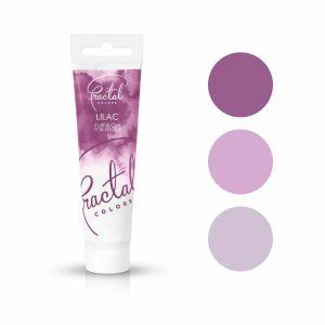 Fractal Colors FullFill Gel Lilac - Violetti pastaväri, 30g.