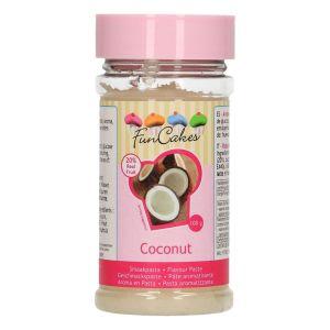 FunCakes Flavour Paste Coconut - makupasta, kookos, 100g.