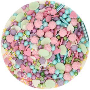 FunCakes Sprinkle Medley Pretty Sweet - Monivärinen koristerae.