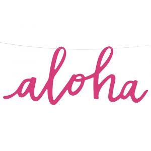 Banneri Aloha