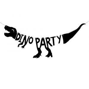 Banneri Dinoparty