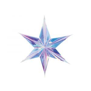 Tähtikoriste Iridescent 40 cm