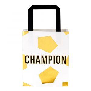 Lahjakassit, Jalkapallo - Champion,  6 kpl.