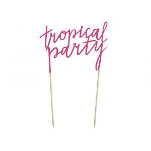 Kakkukoriste - Tropical Party