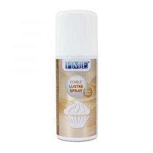 PME Edible Lustre Spray - Syötävä kimallespray - Ruusukulta.