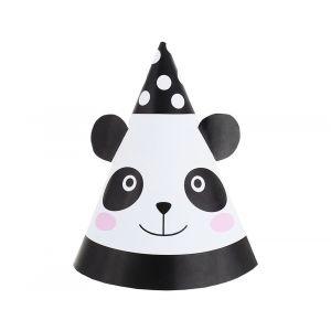 Juhlahatut - Panda, 6kpl