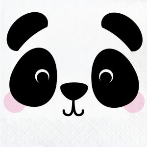 Panda-servetit, 16 kpl.