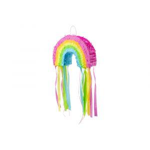 Ihana pastellinvärinen satenkaari-pinata!