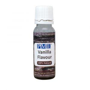 PME Natural Flavour Vanilla- Luonnollinen makuaromi - Vanilja, 25ml