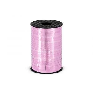 Vaaleanpunainen metallinhohtoinen lahjanaru, 225m