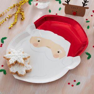Joulupukki servetit, 16 kpl.