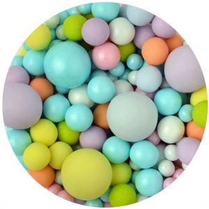 Scrumptious Sprinkletti Bubbles Multicoloured - Pallomainen monivärinen koristerae.