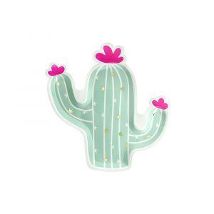 Kaktus pahvilautaset, 6kpl.