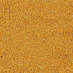 Wilton Sprinkles Gold Sanding Sugar - Pienirakeinen kultainen värisokeri.