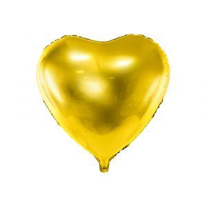 Foliopallo - Kultainen Sydän